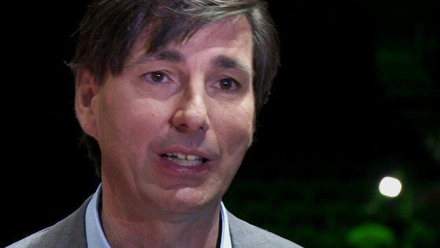Don Mattrick, Head of Interactive, Microsoft