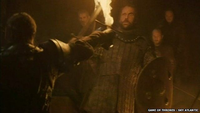 Still from Game of Thrones