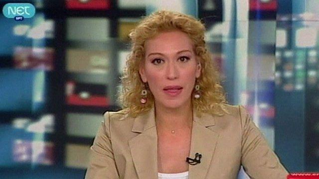 ERT TV Presenter