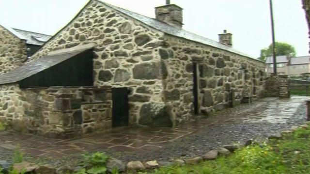 Kate Roberts' childhood home