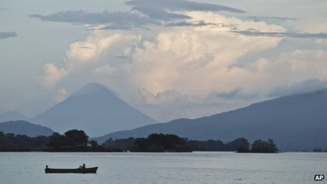 Nicaragua Congress approves ocean-to-ocean canal plan