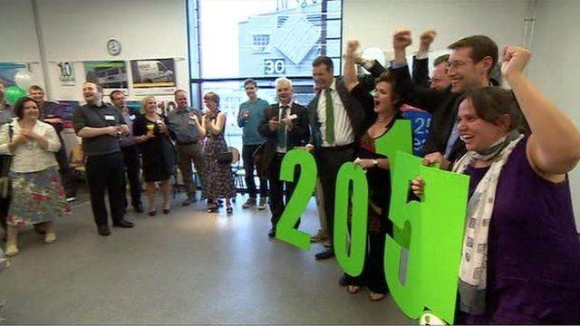 European Green Capital for 2015 even in Bristol