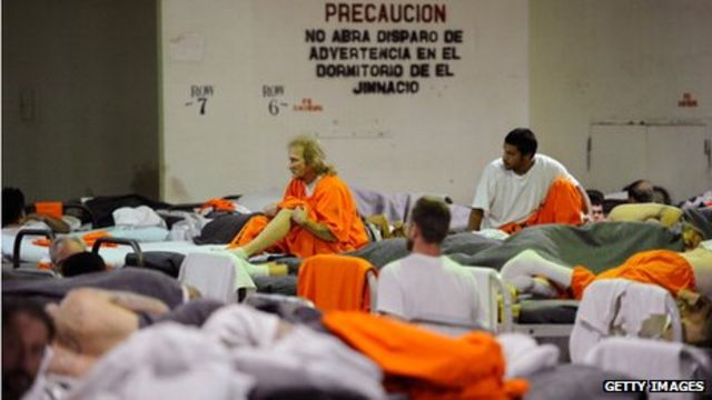 Why the US locks up prisoners for life