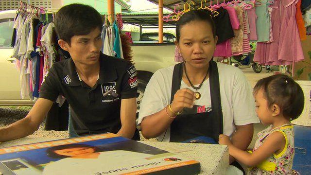 Kamol and Manee Thongchum