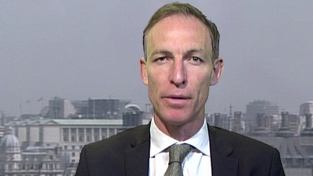 Shadow Defence secretary, Jim Murphy