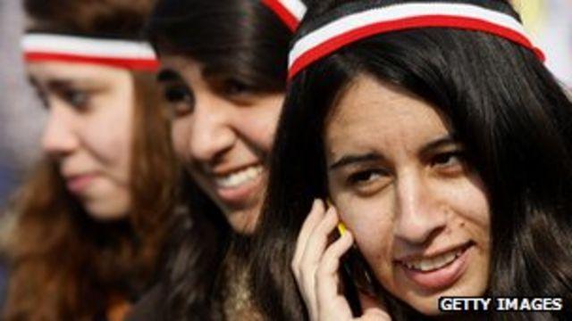 Egypt's revolution inspires tech start-ups