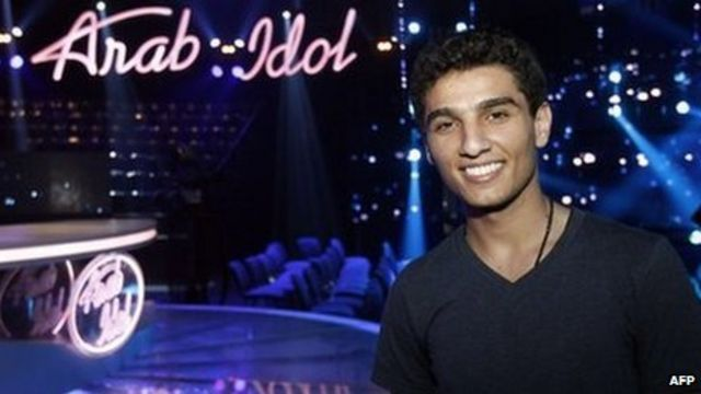 Palestinians back Mohammed Assaf to win Arab Idol final