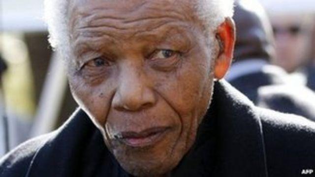 Nelson Mandela ambulance broke down on way to hospital