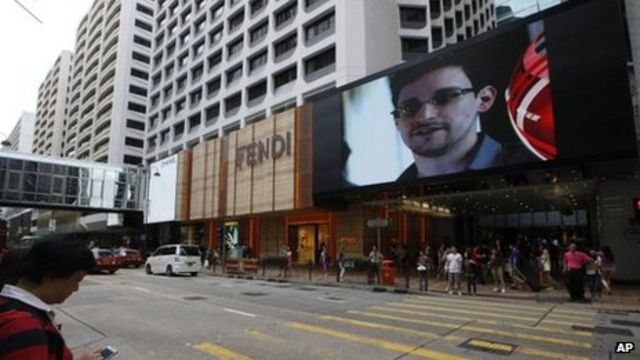 NSA leaks: US seeks Snowden extradition from Hong Kong