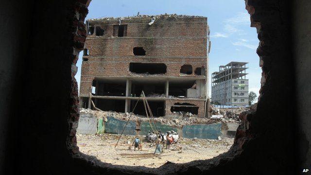 Factory in Bangladesh