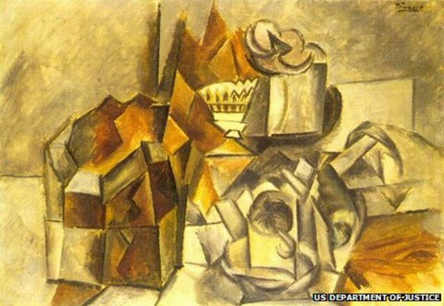 US blocks Picasso painting sale