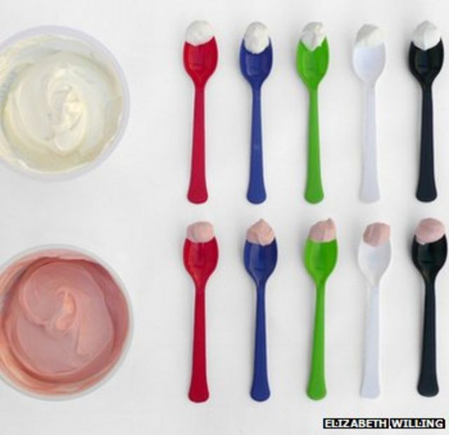 Cutlery 'can influence food taste'
