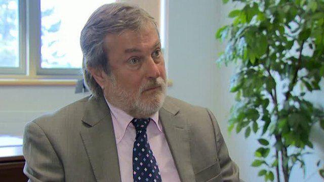 Prof Merfyn Jones