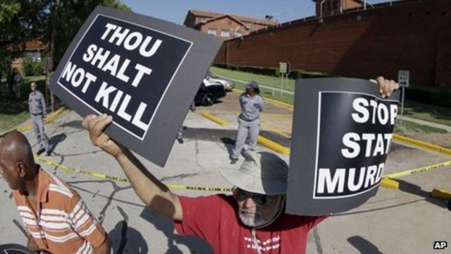 Texas executes 500th person since resuming death penalty
