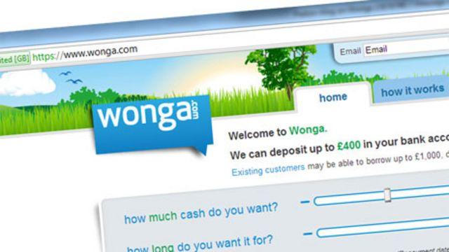 The bad and good of Wonga