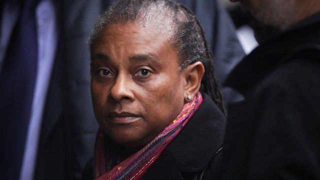Recent photo of Doreen Lawrence