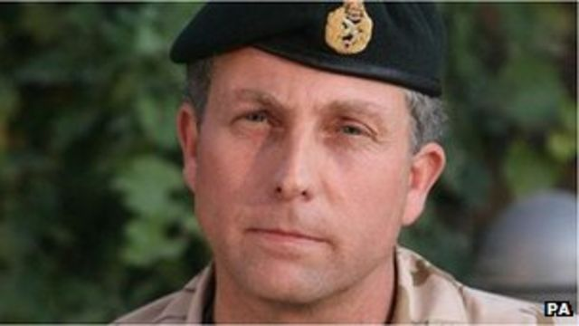 West should have talked to Taliban - British general