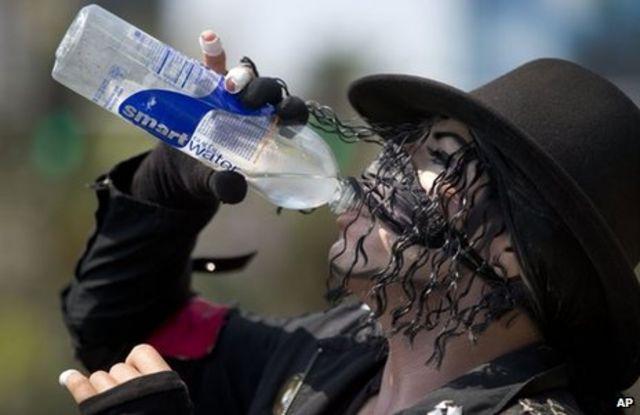Dozens succumb to heat in western US