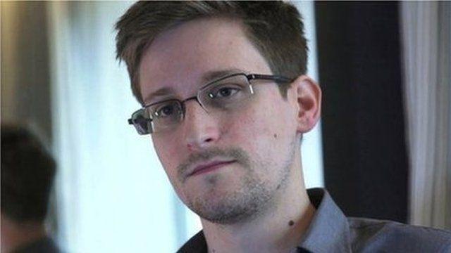 Edward Snowden. File photo