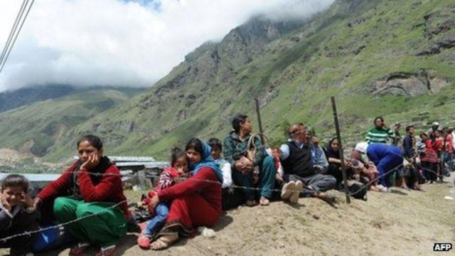 India floods: 'Thousands still missing' in Uttarakhand