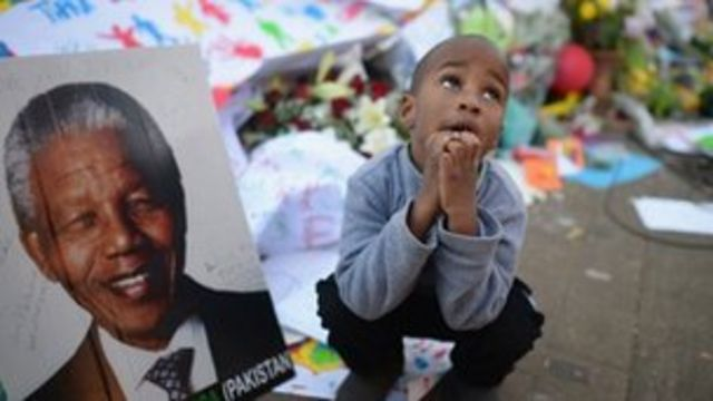 Nelson Mandela 'responding to treatment' - Jacob Zuma