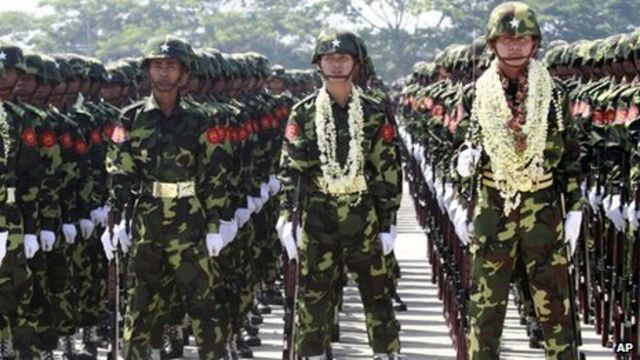 US blacklists Burmese General Thein Htay over arms