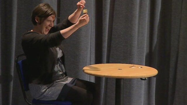 Magician auditions in Bristol