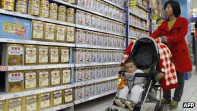 Danone baby food unit 'shocked' by China bribery claims