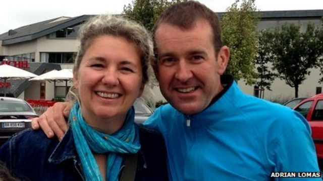 Anglo-French message-in-a-bottle pair meet after 34 years