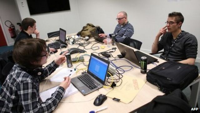 Hacking competitions seek cybersecurity superstars