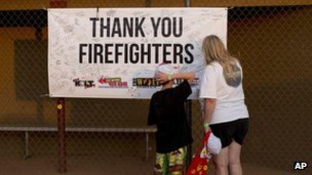 Arizona's deadly Yarnell wildfire nears endgame
