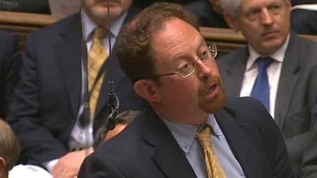 Julian Huppert MPin House of Commons