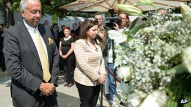 Germany memorial for Nazi 'euthanasia' victims