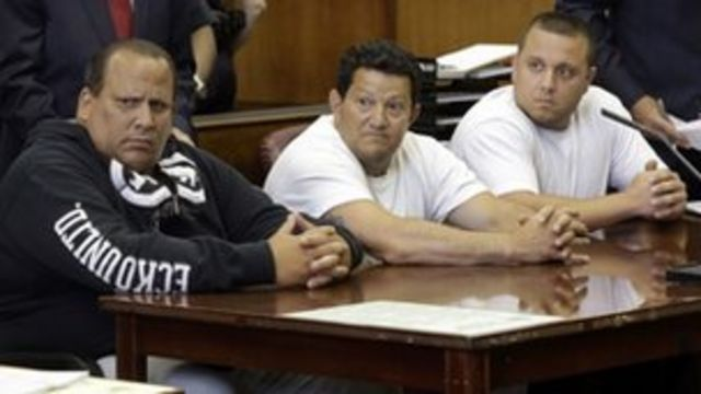 Bonanno family members charged in New York mob crackdown