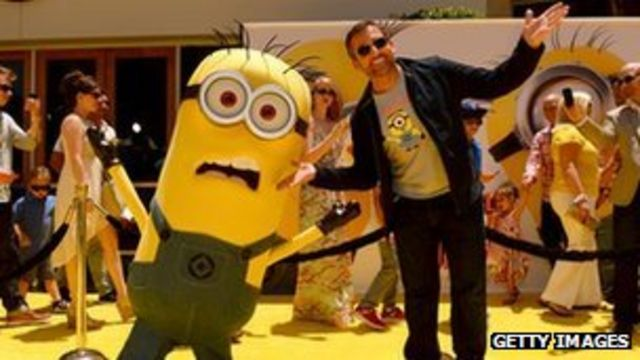 Despicable Me 2 holds UK box office