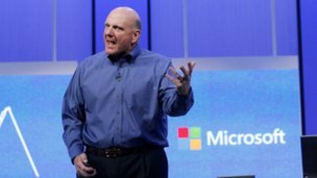 Microsoft unveils reorganisation