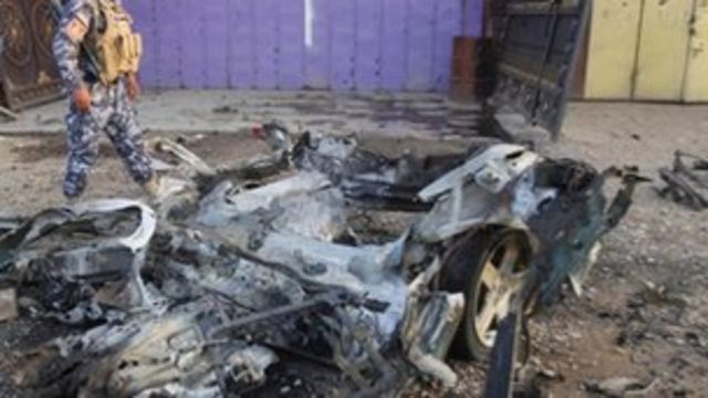 Iraq violence: Dozens killed and wounded in new attacks