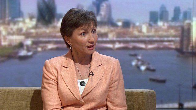 Maria Litvinenko on The Andrew Marr Show