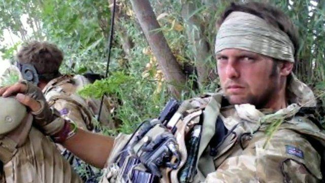 Lance Sergeant Dan Collins
