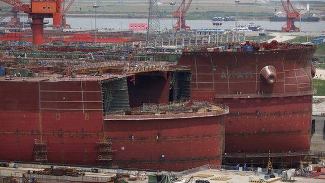 Rongsheng Shipyard