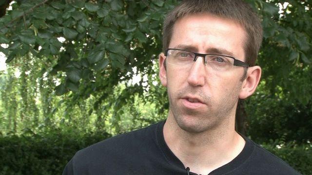 Eyewitness Phil Speck
