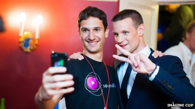 Exeter students win $50,000 prize for music-syncing app