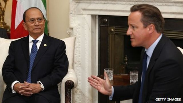 Burma to free all political prisoners, says Thein Sein