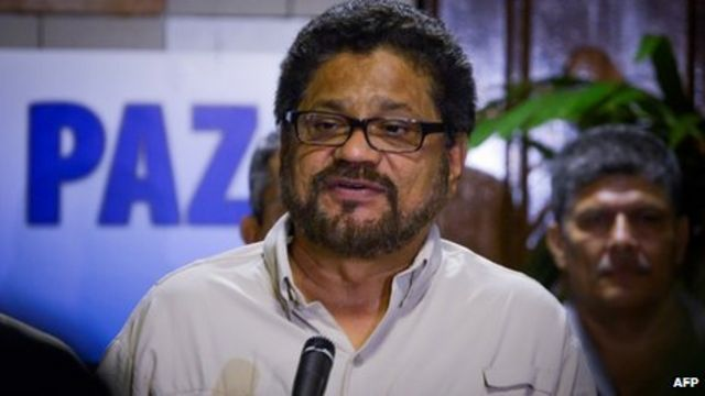 Farc negotiator: Colombian conflict 'nearing an end'