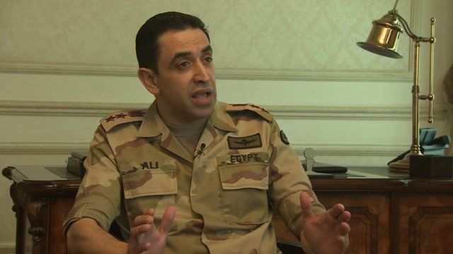 Colonel Ahmed Mohamed Ali