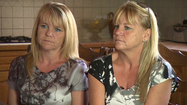 Sharon Walsh and Tracy Webster
