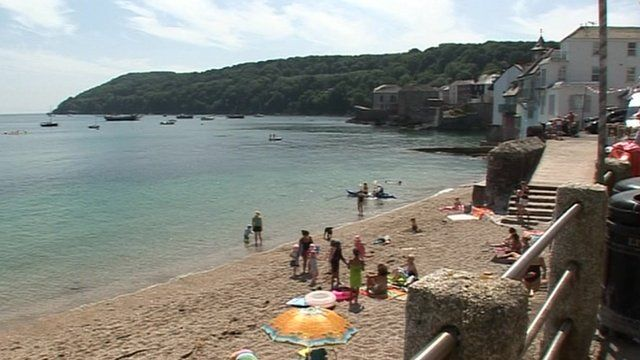 Kingsand and Cawsand villages feature in the new film