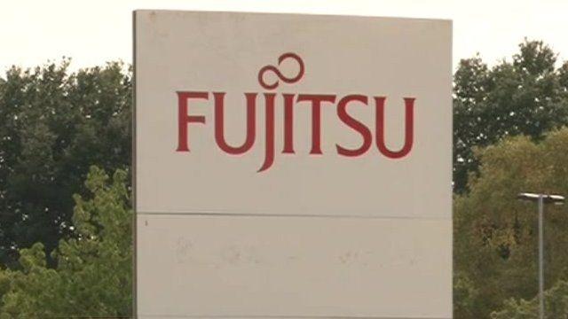 Fujitsu office