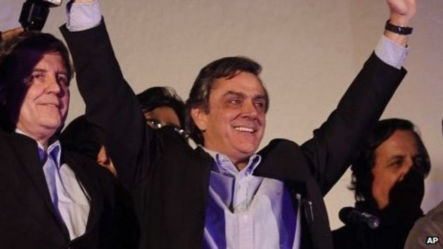 Chile presidential candidate Pablo Longueira resigns