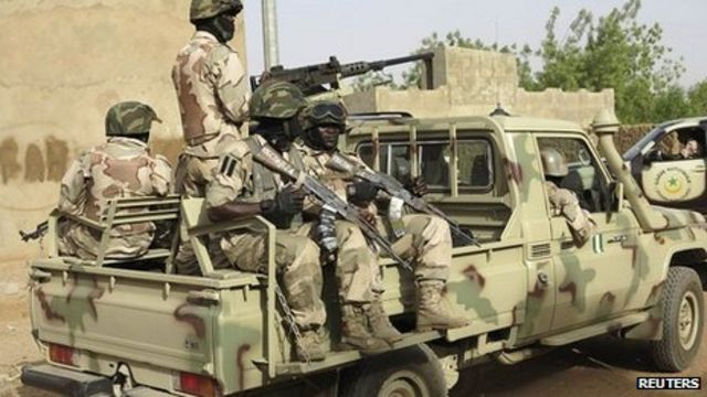 Nigeria 'to withdraw some troops from Mali'